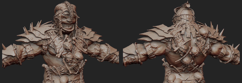 Pathfinder Online Ogre...